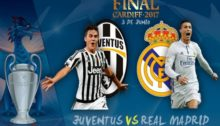 Juventus Real Madrid Champions