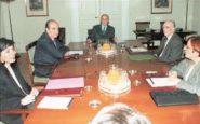 Τι ακριβώς συνέβη στη σύσκεψη των πολιτικών αρχηγών για το «Μακεδονικό» το 1992