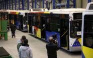Τα πρώτα επισκευασμένα λεωφορεία παραλαμβάνει ο ΟΑΣΘ