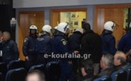 Οπαδοί του ΠΑΟΚ ανέβαλαν ομιλία του Άδωνι Γεωργιάδη στη Θεσσαλονίκη (ΕΙΚΟΝΕΣ)