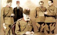 Το ιστορικό Πρωτόκολλο με τα 10 άρθρα παράδοσης του τουρκικού Στρατού και της Θεσσαλονίκης