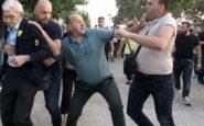 """""""Η Θεσσαλονίκη δεν είναι μόνο """"αυτοί""""–Συγκέντρωση κατά της επίθεσης στο Μπουτάρη"""