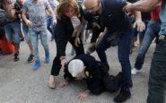 Ομόθυμη καταδίκη από όλα τα κόμματα της επίθεσης κατά Μπουτάρη στη Θεσσαλονίκη