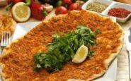 """ΠΟΛΙΤΙΚΗ ΚΟΥΖΙΝΑ: Λαχματζούν η """"πίτσα της Ανατολής"""" -( Ανατολίτικη Συνταγή )"""