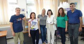 Είκοσι προτζέκτορες σε σχολεία του Δ. Ωραιοκάστρου από την Σχολική Επιτροπή Δ/βαθμιας Εκπαίδευσης