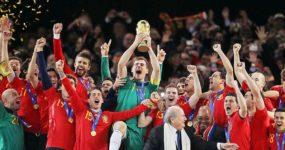 Παγκόσμιο Κύπελλο 2010: Η ώρα των Φούριας Ρόχας