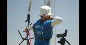 Στους ΜΕΣΟΓΕΙΑΚΟΥΣ ΑΓΩΝΕΣ στην Ταραγόνα της Ισπανίας η Μαρία Παπανδρεοπούλου, αθλητρια τοξοβολίας του Δήμου μας