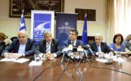 Πυρά της αυτοδιοίκησης για το Σκοπιανό- Απαράδεκτη χαρακτηρίζουν τη συμφωνία