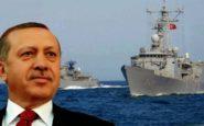"""Αποκάλυψη """"φωτιά"""" από την Die Welt: Η Τουρκία δεν ξεπέρασε ποτέ τη Συνθήκη της Λωζάνης – Ο Ερντογάν στοχεύει βραχονησίδες με το ναυτικό του"""