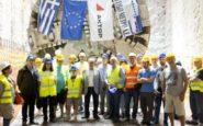 Μετρό Θεσσαλονίκης: «Ανοίγουν» 2 δρόμοι από έργα – Οι αλλαγές
