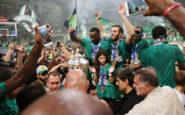 Πρωταθλητής στη μνήμη του Παύλου Γιαννακόπουλου ο Παναθηναϊκός