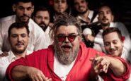 Σταμάτης Κραουνάκης & Σπείρα Σπείρα στη Μονή Λαζαριστών στις 22 Ιουνίου
