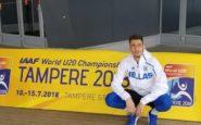 Πρωταθλητής κόσμου ο Αντώνης Μέρλος