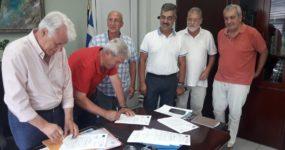 Στην τελική ευθεία η κατασκευή δικτύων αποχέτευσης σε Νεοχωρούδα και Πεντάλοφο