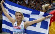 Πρωταθλήτρια Ευρώπης στο τριπλούν η Παπαχρήστου – ΒΙΝΤΕΟ