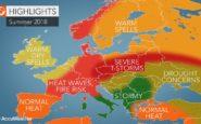 Καύσωνας και ξηρασία πλήττουν τον αγροτικό τομέα στην Ευρώπη