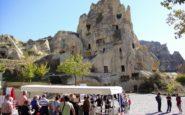Η «Σκοτεινή εκκλησία» της Καππαδοκίας -Είναι λαξευμένη στο βράχο και έχει σχήμα σταυρού