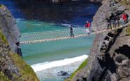 Εντυπωσιακές κρεμαστές γέφυρες στον κόσμο