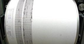 Σεισμός στη Θεσσαλονίκη έντασης 4,1 βαθμών της κλίμακας Ρίχτερ