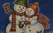 Καλές γιορτές για τις μοναχικές ψυχές και για τα φτωχά,τα πονεμένα,τα παγωμένα,τα πεινασμένα παιδάκια!–Της Εύας Μήλιου