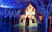 """Ανοίγει η αυλαία του χριστουγεννιάτικου θεματικού πάρκου """"Αστερόκοσμος"""" στη ΔΕΘ"""