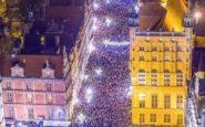 Ογκώδεις διαδηλώσεις κατά του μίσους στην Πολωνία μετά τη δολοφονία του δημάρχου του Γκντανσκ
