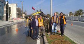 Στη «μάχη» καλλωπισμού των δρόμων η αντιδημαρχία Καθαριότητας & Πρασίνου του Δ. Ωραιοκάστρου