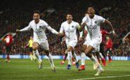 Champions League: Γαλλικό γλέντι για την Παρί μέσα στο Μάντσεστερ–Προβάδισμα για τη Ρόμα έναντι της Πόρτο με 2-1