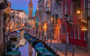 Όμορφες εικόνες από τη Βενετία το χειμώνα