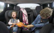 """""""Μάχες"""" στο… πίσω κάθισμα και οδική ασφάλεια"""