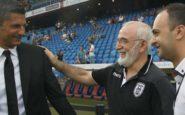 Ιβάν Σαββίδης: Μέλος της οικογένειάς μου ο Λουτσέσκου