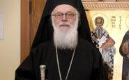 Το Πασχάλιο μήνυμα του αρχιεπισκόπου Αλβανίας Αναστασίου