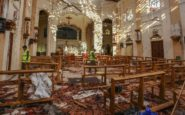 Εκατόμβη νεκρών στη Σρι Λάνκα με πάνω από 290 νεκρούς–Συγκλονιστικές εικόνες
