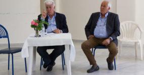 Τα μεγάλα έργα υποδομής που υλοποιούνται στην περιοχή του Μεσαίου παρουσίασε στους κατοίκους της περιοχής ο Δήμαρχος Ωραιοκάστρου κ. Αστέριος Γαβότσης