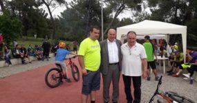 Παρών στις εκδηλώσεις του Ποδηλατικού Συλλόγου Ωραιοκάστρου ο υποψήφιος δήμαρχος, Ανέστης Πολυχρονίδης