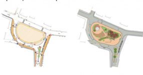Μέχρι τα τέλη του ΄19 θα έχει ολοκληρωθεί η ανάπλαση της πλατείας Τζαβέλα στο Παλαιόκαστρο