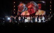 Ο Μίκης Θεοδωράκης στη μεγάλη συναυλία-αφιέρωμα στο Καλλιμάρμαρο