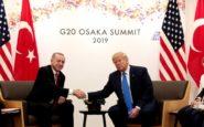 Ξαφνική υποχώρηση Τραμπ σε Ερντογάν: «Ασήμαντες» οι κυρώσεις για τους S400