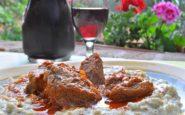 ΠΟΛΙΤΙΚΗ ΚΟΥΖΙΝΑ: Χουνκιάρ μπεγιεντί, ανατολίτικη υπέρβαση νοστιμιάς – Συνταγή
