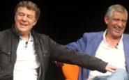 Η συνάντηση των δύο κορυφαίων προπονητών στην ιστορία του ελληνικού ποδοσφαίρου