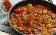 ΠΟΛΙΤΙΚΗ ΚΟΥΖΙΝΑ: Καλοκαιρινό τουρλού με κρέας