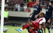 Ολυμπιακός-Μπασακσεχίρ 2-0: Στα πλέι οφ του Champions League με φύλακα-άγγελο τον Σα