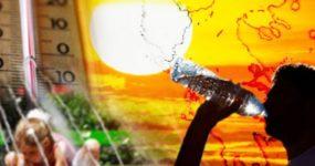 Θερμοπληξία: Ποια είναι τα συμπτώματα -Τι πρέπει να κάνουμε