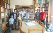 Βιβλιοθήκη Γιαννακοχωρίου, 300 νέα βιβλία και ευχαριστεί