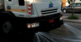 Πρόγραμμα για το πλύσιμο δρόμων θέτει σε εφαρμογή  ο δήμος Ωραιοκάστρου