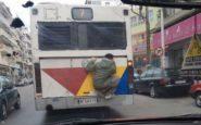Εντατικοποίηση των ελέγχων εντός των αστικών λεωφορείων του ΟΑΣΘ