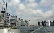 Επισκέψιμο από σήμερα το ιστορικό αντιτορπιλικό πλοίο «Βέλος»