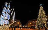 Θεσσαλονίκη: Φέτος τα Χριστούγεννα έρχονται νωρίς