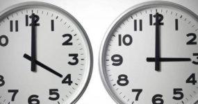 Πότε περνάμε στη χειμερινή ώρα – Πότε καταργείται η αλλαγή ώρας