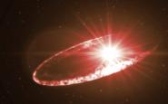 Η συγκλονιστική στιγμή της βίαιης σύγκρουσης δύο γαλαξιών
